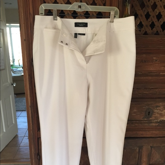 f3f7c231 Women's winter white slacks